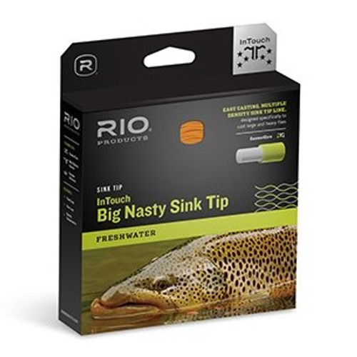 Rio 4D InTouch Big Nasty Sink Tip F/H/I WF840762