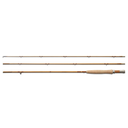 "Winston Bamboo Rod 4wt 7'6"" 3 Piece31890"