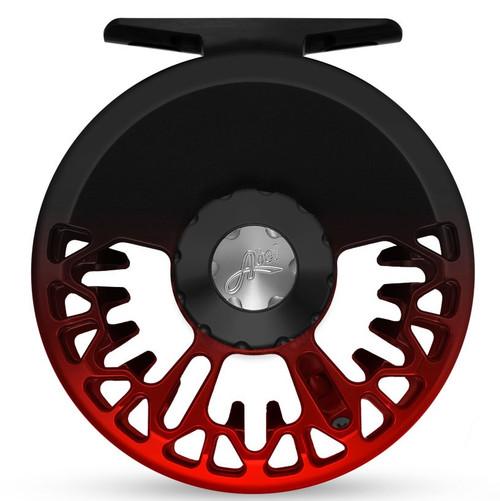 Vaya 7/8 Reel Black Red Fade53451