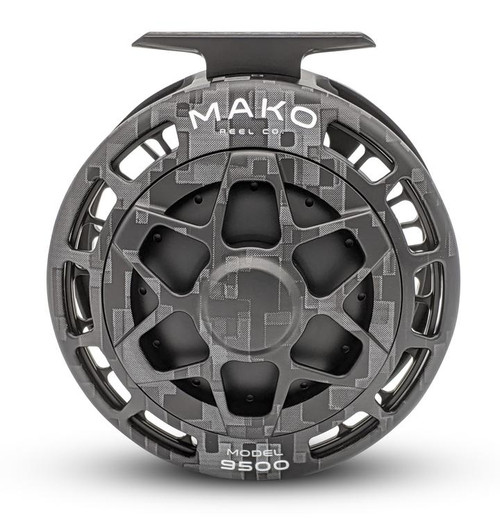 Mako Digi Camo Reel 9500-810 RH53769