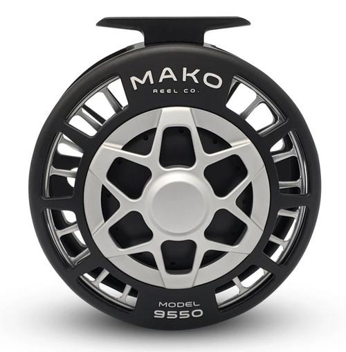 Mako Inshore 9550-1012 LH Matte Platinum Reel53231