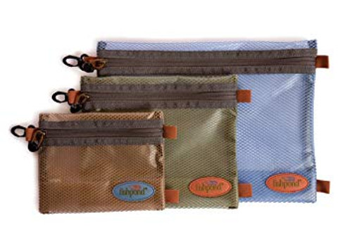 Fishpond Eagles Nest Travel Pouch M/Green36295