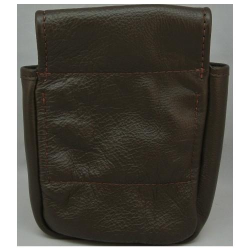 Shell Bag- Crocodile/Brown Leather36575