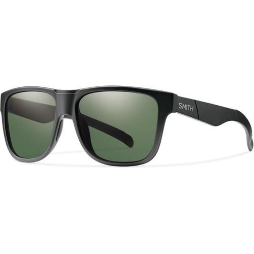 Lowdown XL Matte Black Frame/ ChromaPop Polarized Grey Green Lens32557