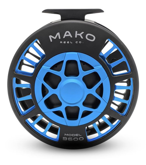 Mako Inshore 9600B LH Matte Turquoise Reel53239