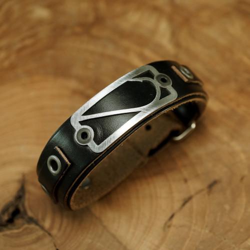 The Angler Bracelet- Black44305