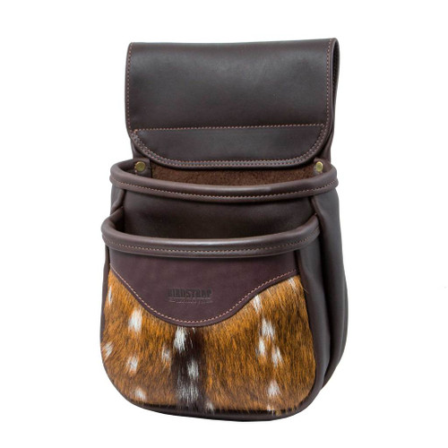 Double Axis Shell Bag Chocolate47348