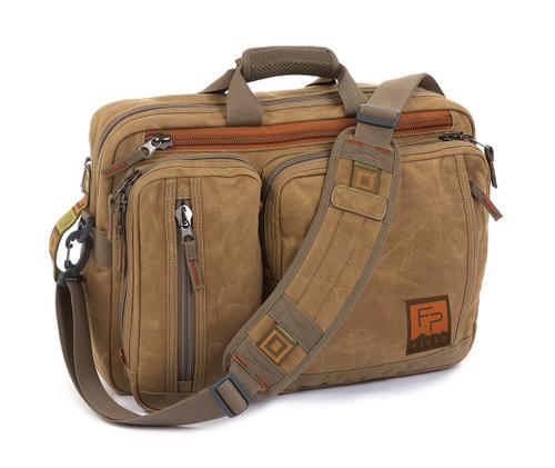 Fishpond Boulder Briefcase- Earth32841