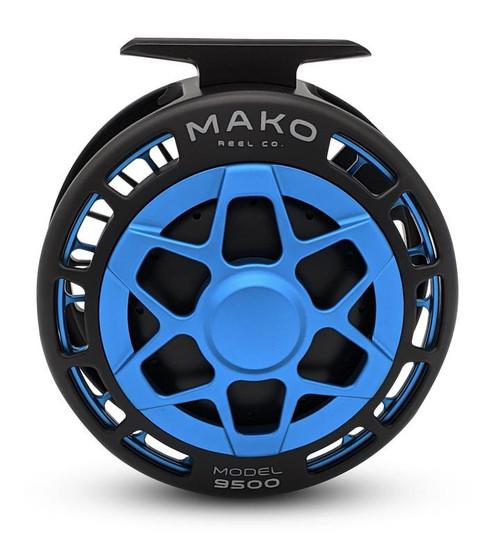 Mako Inshore 9500-810 LH Matte Turquoise Reel53225