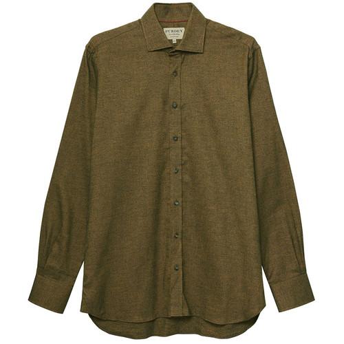 Men's Birds Eye Cotton Shirt50183