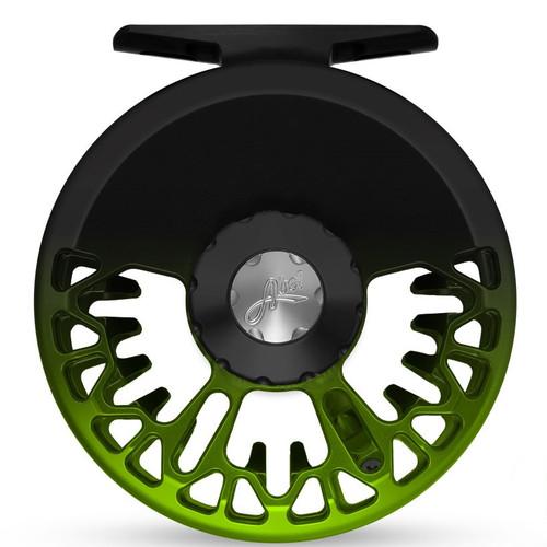 Vaya 4/5 Black Green Fade Reel52616