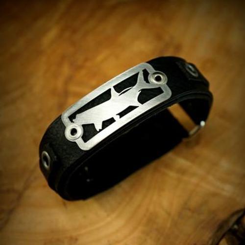 Tarpon Bracelet- Black32817