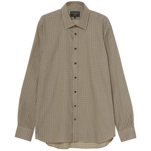 Mens Cotton Grouse Shirt35280