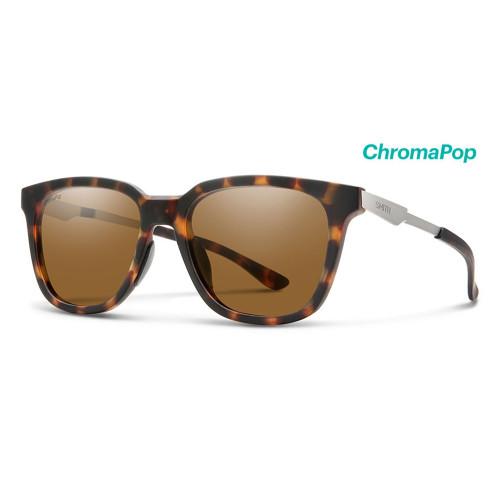 Roam Matte Tortoise Frame/ ChromaPop Polarized Brown Lens40717