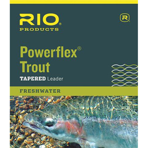 Rio Powerflex Trout Leader 9ft 6X31546