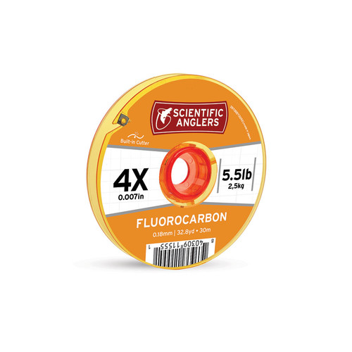 Fluorocarbon Tippet 6X - Clear 30 meters22299