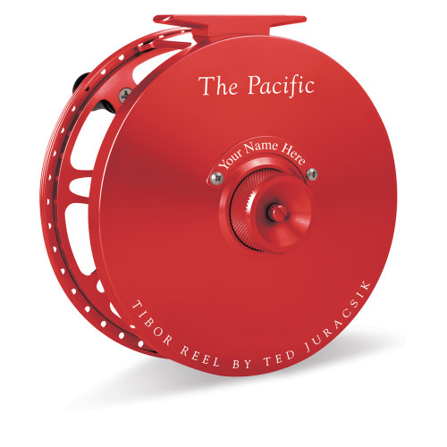The Pacific Reel Red32991