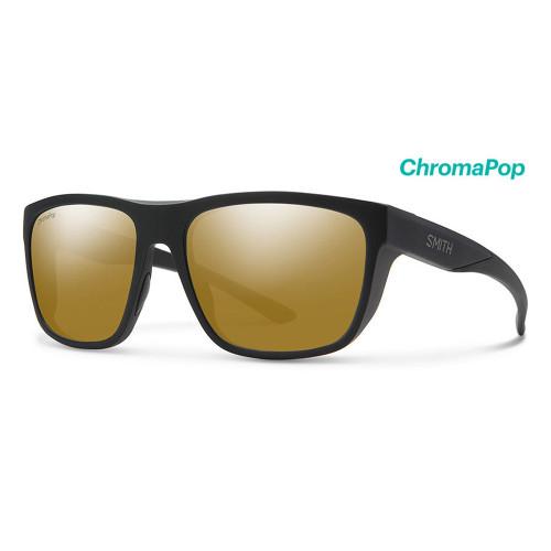 Barra Matte Black Frame/ ChromaPop Polarized Bronze Mirror Lens45502