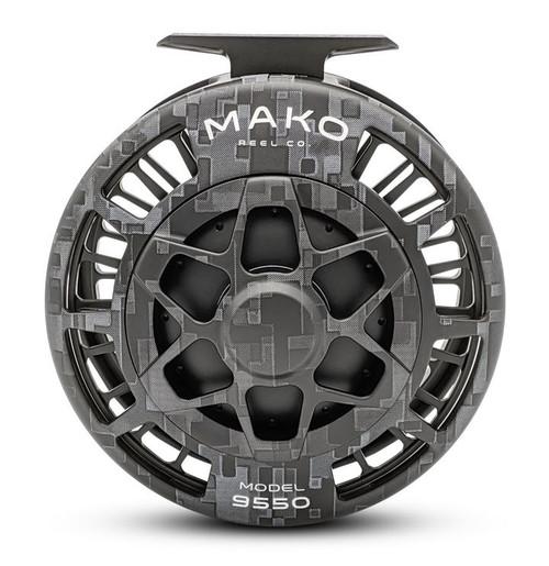 Mako Digi Camo Reel 9550-810 LH Reel53227