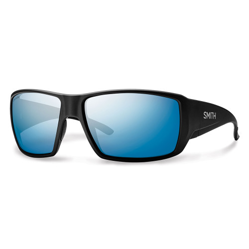 Guides Choice Matte Black Frame/ ChromaPop Polarized Blue Mirror Lens32442