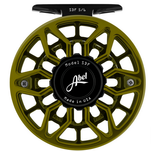SDF 5/6 Olive Reel37042