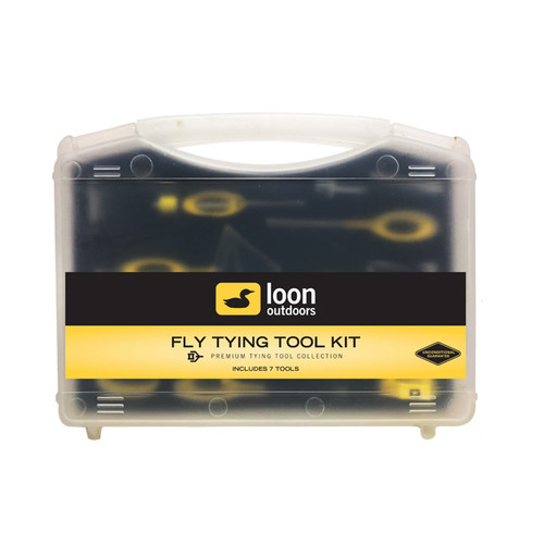 Loon Fly Tying Tool Kit38540