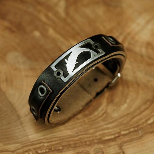 Trout Bracelet- Black32813
