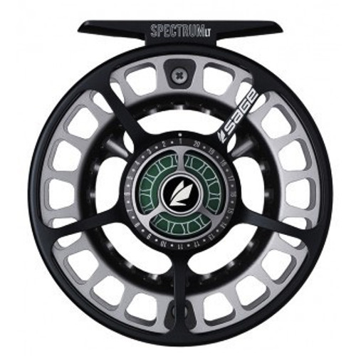 Spectrum LT Black/Spruce 7-8wt36673