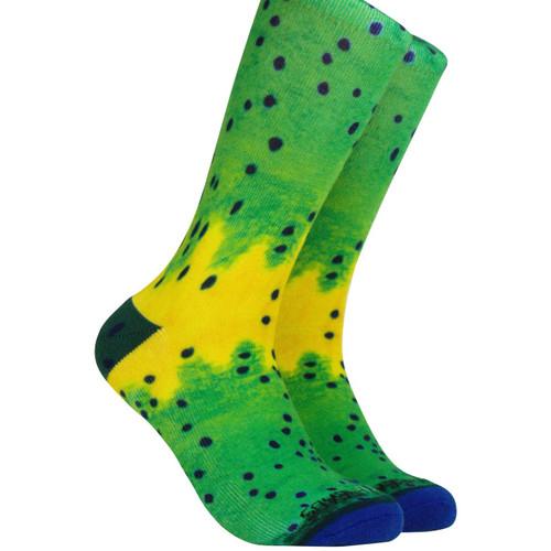Reel Threads Mahi-Mahi Socks52386