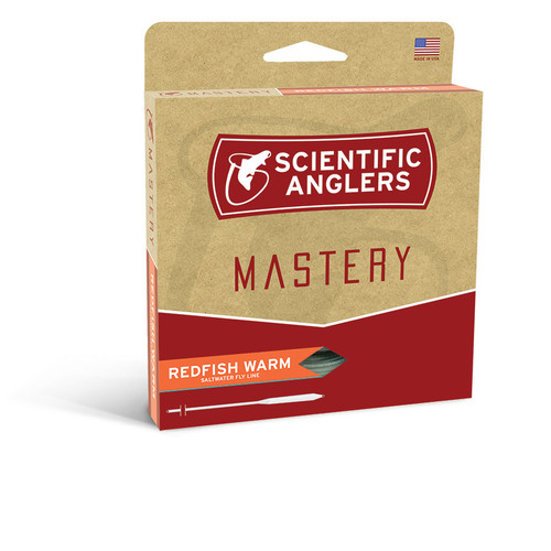 Mastery Redfish Warmwater Taper WF-10-F22221