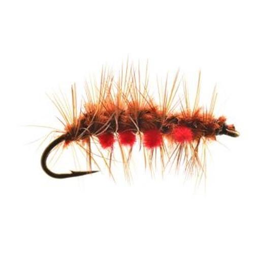 EZ Meal Caterpilar Brown/Red 1038682