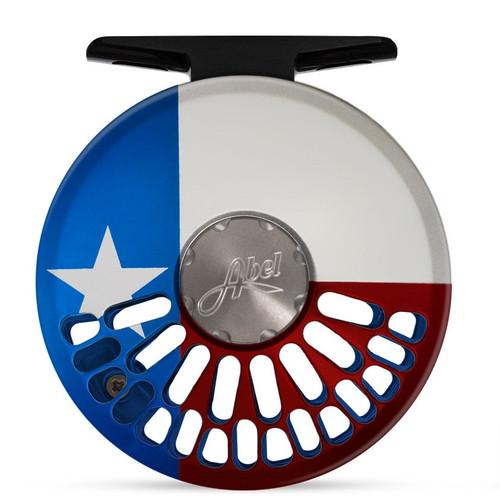 TR 4/5 Texas Flag Reel41925