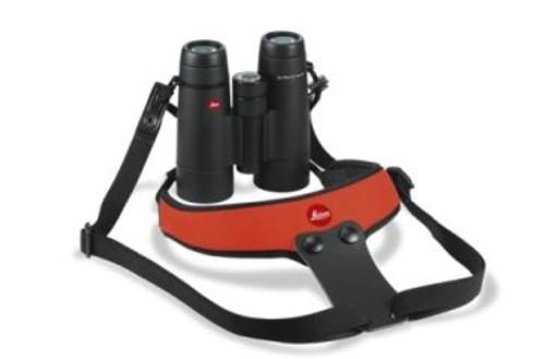 Leica Neoprene Binocular Sport Strap, Juicy Orange13417