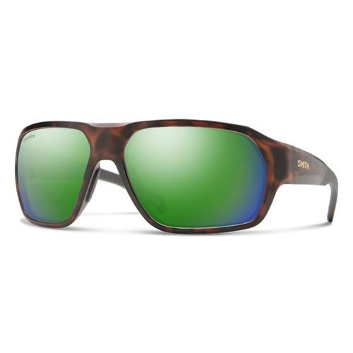 Deckboss Matte Tortoise Frame/ ChromaPop Green Mirror Lens53284