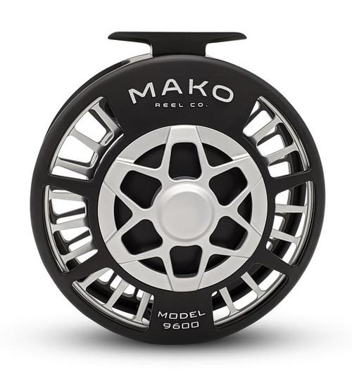 Mako Inshore 9600B LH Matte Platinum Reel53237
