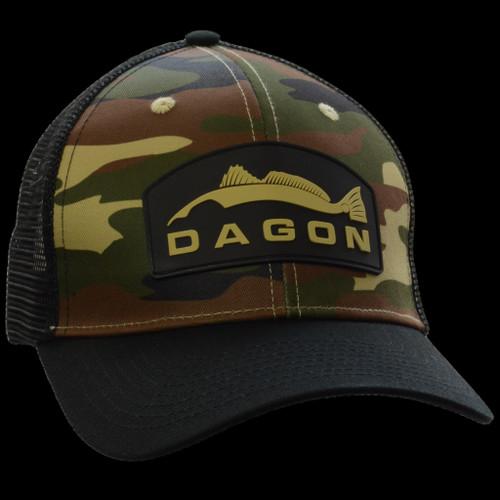 Camo Dagon Patch Hat53800