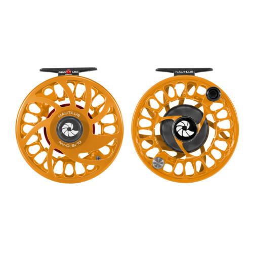 Nautilus NVG 9-10 LH Orange38588