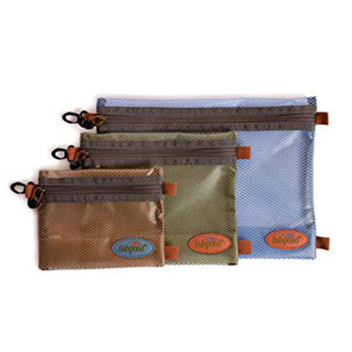 Fishpond Eagles Nest Travel Pouch S/Rust36294