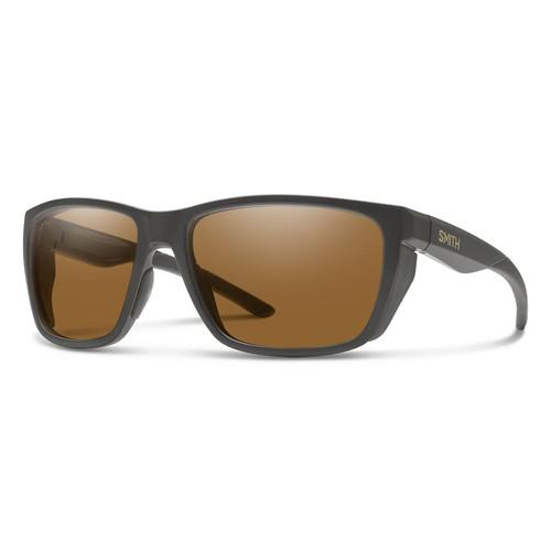 Longfin Matte Charcoal Frame/ Chromapop Polarized Brown Lens52480