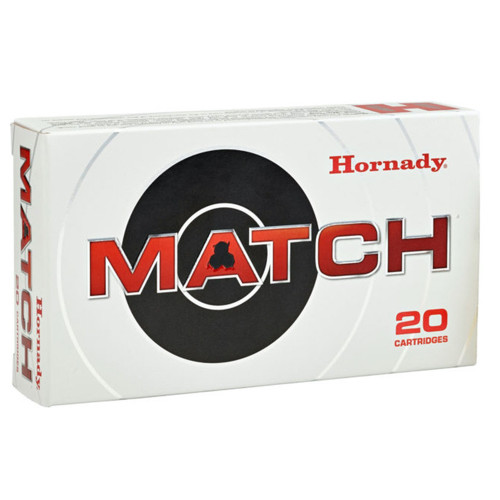 Hornady Match 308 Win 168g ELD42039