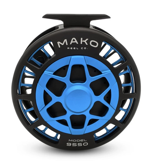 Mako Inshore 9550-810 LH Matte Turquoise Reel53226