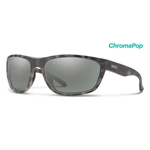Redding Matte Ash Tortoise Frame/ ChromaPop+ Polarized Platinum Mirror Lens45468