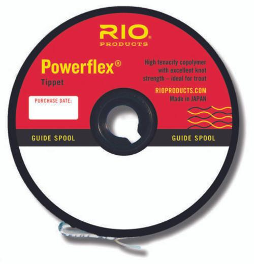 Rio Powerflex Guide Tippet 6X31632