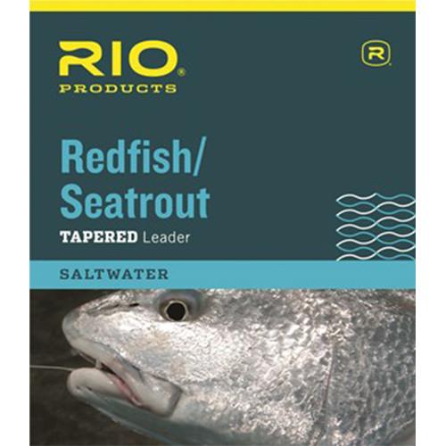 Rio Redfish/Seatrout Leader 9ft 30lb31559