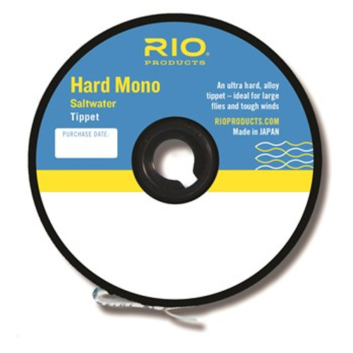 Rio Hard Mono Saltwater Tippet 30yd 30lb31591