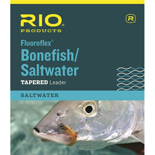 Rio Fluoroflex Bonefish/Saltwater 9ft 10lb31562