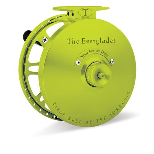 The Everglades Reel Lemon Lime50908