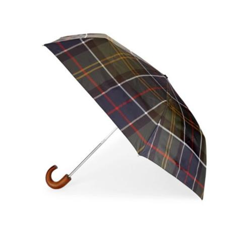 Barbour Tartan Mini Umbrella40094