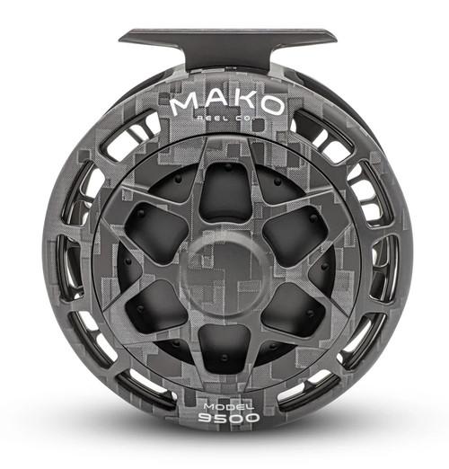 Mako Digi Camo Reel 9500-810 LH53222