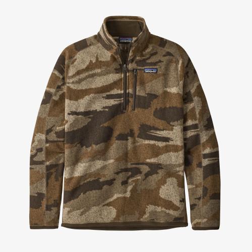 M's Better Sweater 1/4 Zip54392